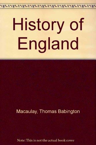 9780862251710: History of England