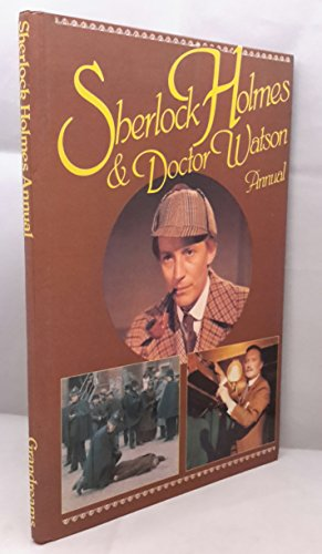 9780862270162: Sherlock Holmes and Dr. Watson Annual 1982