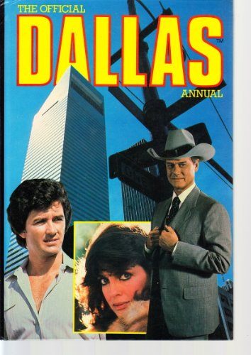 THE OFFICIAL DALLAS ANNUAL.: Barraclough, John (edit).