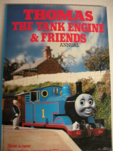 9780862272371: Thomas the Tank Engine and Friends Annual 1985
