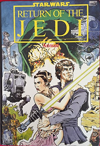 RETURN OF THE JEDI ANNUAL 1984(COPYRIGHT YEAR): JO DUFFY