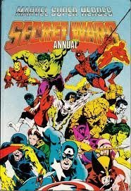 9780862273378: Marvel Super Heroes Secret Wars Annual