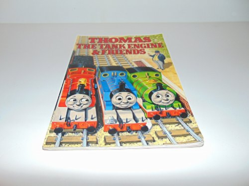 9780862273729: Thomas the Tank Engine and Friends - Annual 1986 [Hardcover]