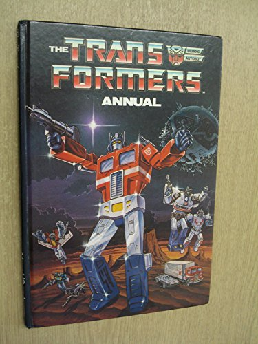 9780862273736: THE TRANSFORMERS ANNUAL