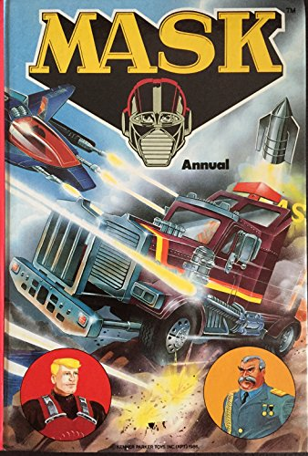 9780862273897: M.A.S.K. Annual (Kenner Parker Toys)
