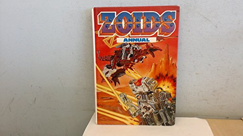 9780862274115: Zoids Annual