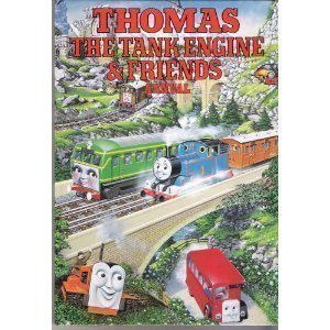 9780862276744: Thomas The Tank Engine And Friends Annual (For 1990)