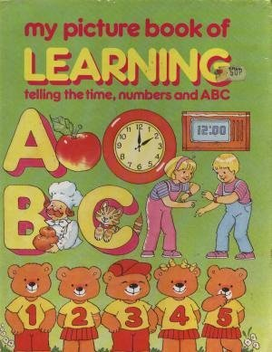 9780862278434: My Pre-School Fun to Learn: Telling the Time, Numbers and ABC