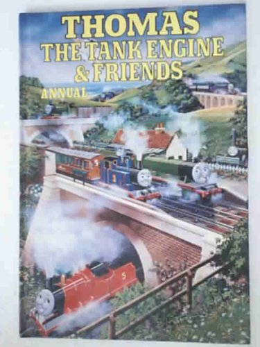 9780862278540: Thomas The Tank engine and Friends Annual