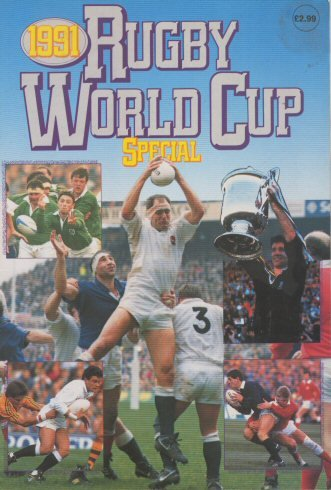 1991 Rugby World Cup Special: John Barraclough