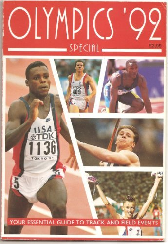 Olympics '92: Special: Anthony, Laurence