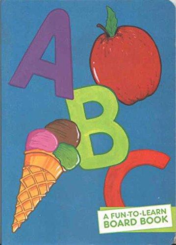 9780862279967: Fun-to-Learn Board Books: Toys; Words; ABC; 123