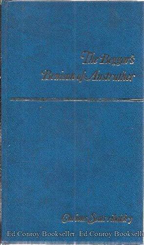9780862280468: Beggar's Benison of Anstruther