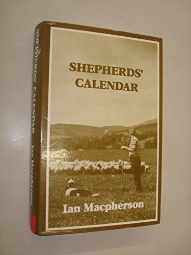 Shepherd's Calendar (0862280621) by Macpherson, Ian