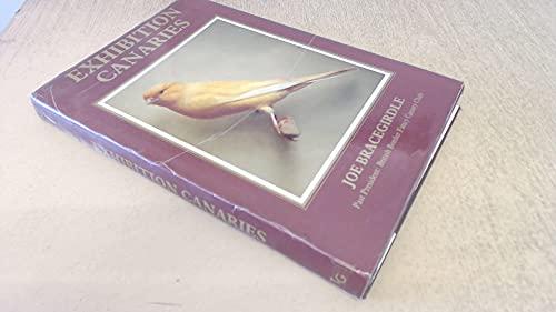 Exhibition Canaries: Bracegirdle , Joe
