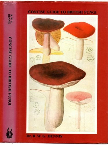 9780862300586: Concise guide to British fungi