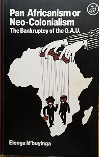 9780862320133: Pan Africanism or Neo-Colonialism (Africa series) (English and French Edition)