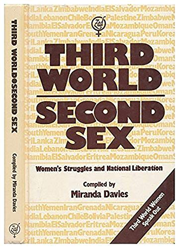 9780862320171: Third World - Second Sex (Women in the Third World) (v. 1)