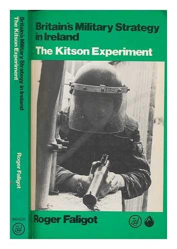 9780862320492: Britain's Military Strategy in Ireland: The Kitson Experiment