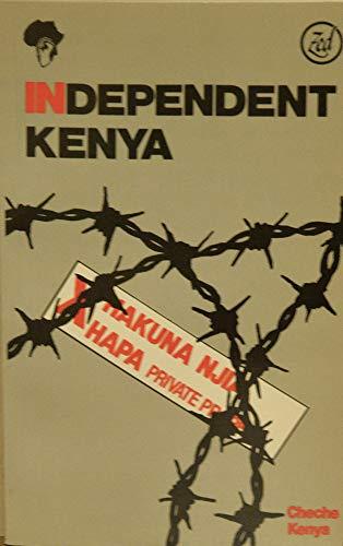 9780862320782: Independent Kenya
