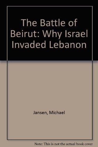 9780862321420: Battle of Beirut