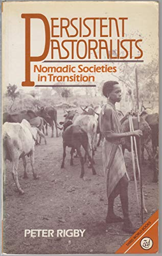 9780862322274: Persistent Pastoralists: Nomadic Societies in Transition
