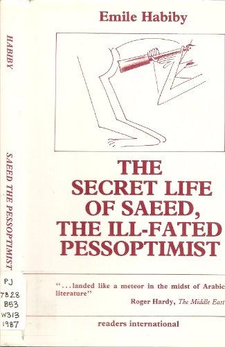 9780862323998: Secret Life of Saeed