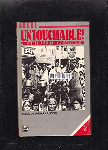 9780862324599: Untouchable!: Voices of the Dalit Liberation Movement (Women in the Third World)