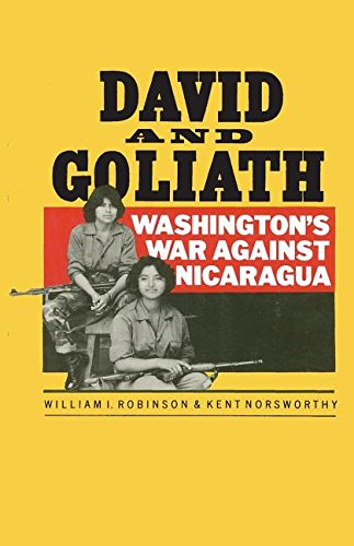 9780862325756: David & Goliath: Washington's War Against Nicaragua