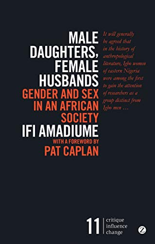 9780862325947: Male Daughters, Female Husbands: Gender and Sex in an African Society