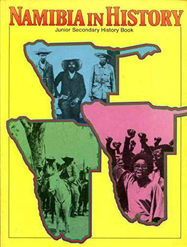 Namibia in history: Junior secondary history book: Mbumba, Nangolo