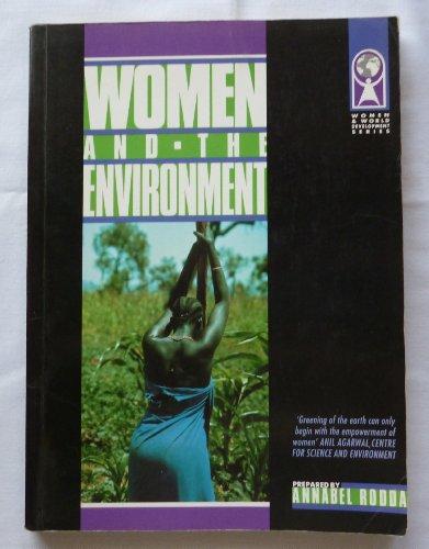 9780862329853: Women and the Environment (Women and World Development Series)
