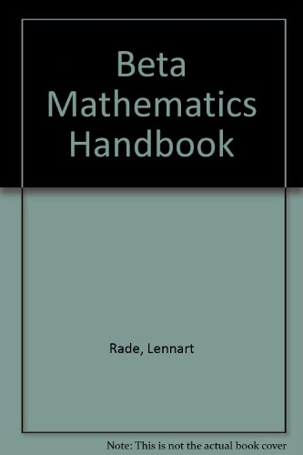 9780862381400: Beta Mathematics Handbook