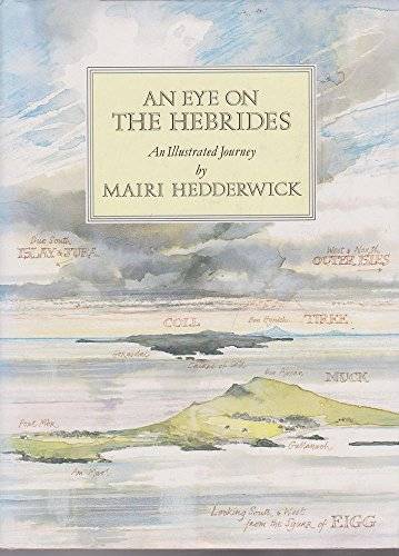 9780862412111: Eye on the Hebrides