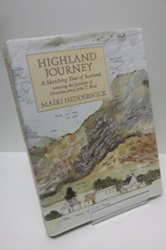 9780862413538: Highland Journey: A Sketching Tour of Scotland