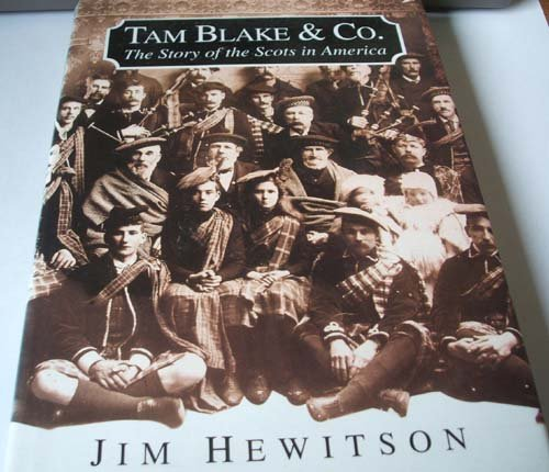 Tam Blake and Co. : The Story: Jim Hewitson