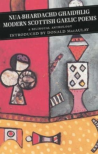 9780862414948: Modern Scottish Gaelic Poems: A Bilingual Anthology (Canongate Classics)