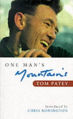 9780862416645: One Man's Mountains (Canongate Mountaineering Literature)