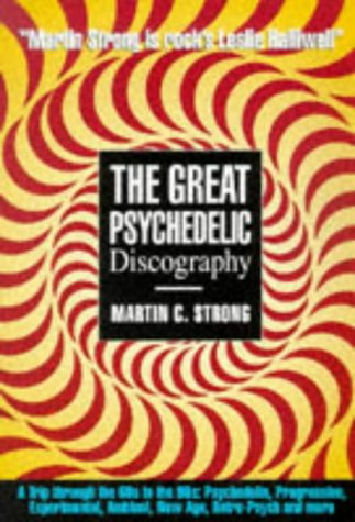 9780862417260: The Great Psychedelic Discography (Music) (v. 1)
