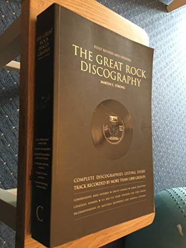 9780862418717: THE GREAT ROCK DISCOGRAPHY.