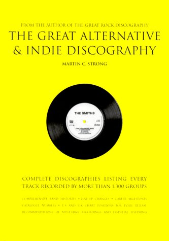 9780862419134: The Great Alternative and Indie Discography
