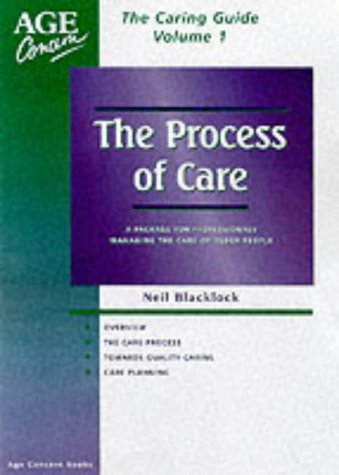 9780862422462: The Process of Care: A Learning Resource for Care Home Managers and Senior Staff