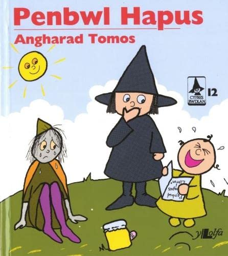 Cyfres Rwdlan:12. Penbwl Hapus (Welsh Edition): Angharad Tomos