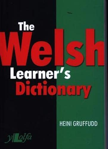 9780862435172: The Welsh Learner's Dictionary Mini Edition