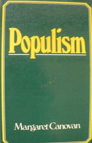 9780862450366: Populism