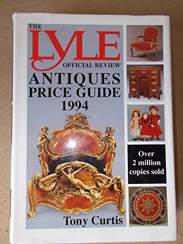 9780862481445: The Lyle Antiques Price Guide 1994