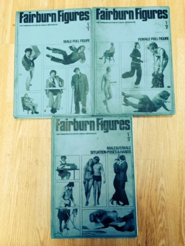 Fairburn System of Visual References: Male and: Fairburn Figures