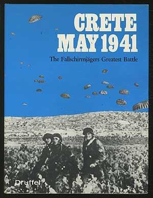 9780862550059: Crete, May 1941: Fallschirmjaegers' Greatest Battle