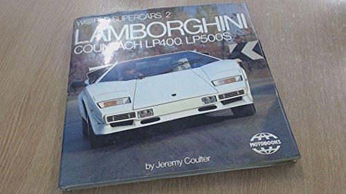 9780862550332: Lamborghini Countach LP400, LP500S