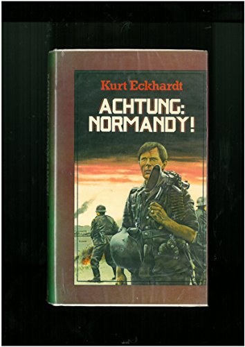 9780862620127: Achtung Normandy